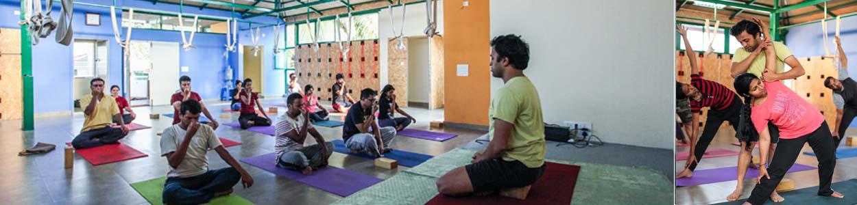Yoga courses in Bangalore, Yogavijnana