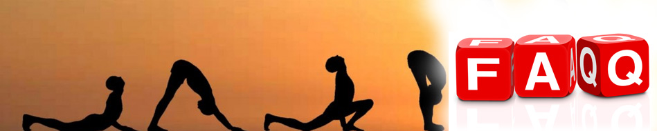 Yoga related frequently asked questions
