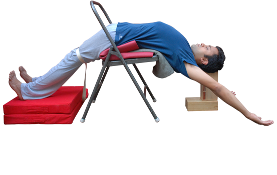 Buy Yoga chairs, bricks and belts in Bangalore