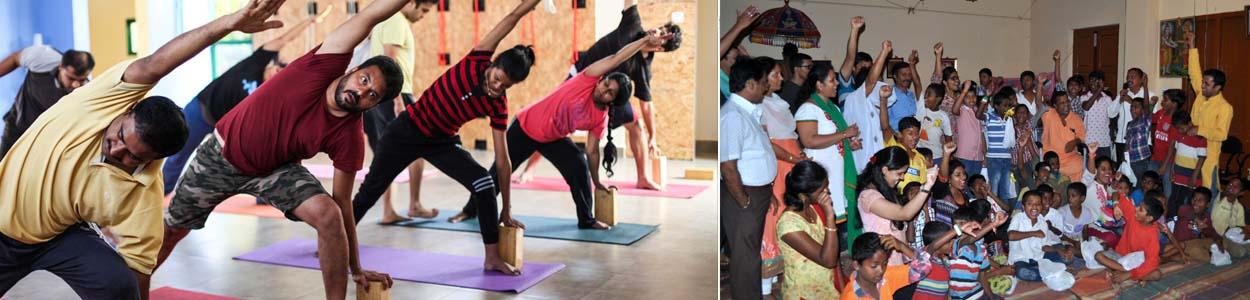 About Iyengar Yoga Bangalore, Iyengar Yoga teacher
