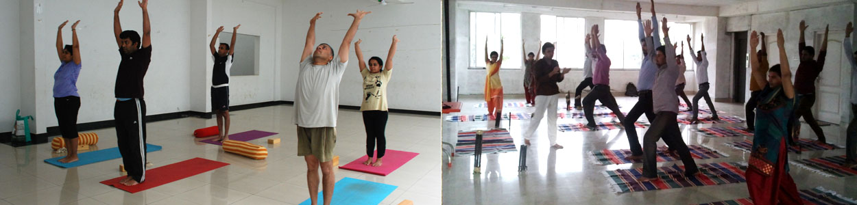 Yoga for Beginners, Introduction to Yoga workshop