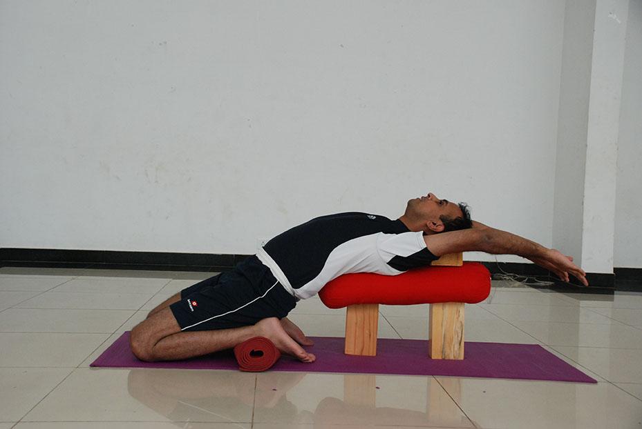Private yoga classes in Bangalore
